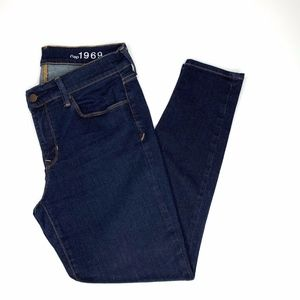 Gap Legging Jeans Dark Wash 30S
